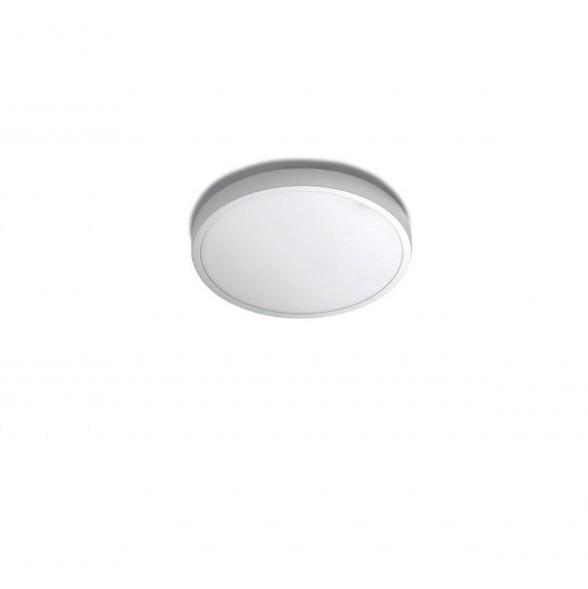 Mini Plafoniera LED design slim MALTA R 18 4000K alba, Cele mai noi produse 2021 a