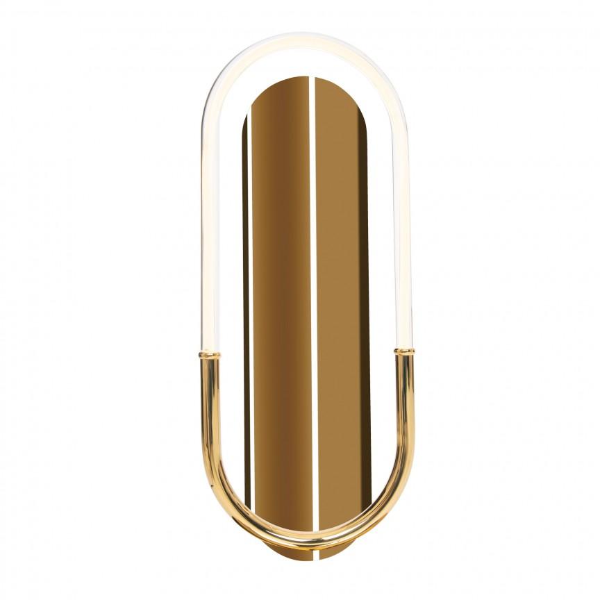 Aplica de perete LED dimabil Olivia W0290D MX, Cele mai noi produse 2021 a