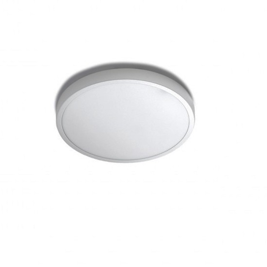 Mini Plafoniera LED design slim MALTA R 23 4000K alba, Cele mai noi produse 2021 a
