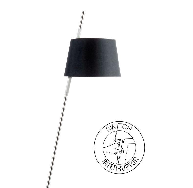 Lampadar, lampa de podea realizata manual, Tango DT00066N DressLight Barcelona, Magazin, Corpuri de iluminat, lustre, aplice, veioze, lampadare, plafoniere. Mobilier si decoratiuni, oglinzi, scaune, fotolii. Oferte speciale iluminat interior si exterior. Livram in toata tara.  a
