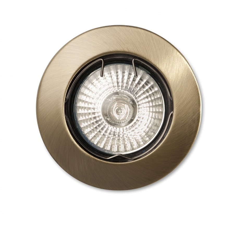 Spot tavan fals diam.7,3cm, JAZZ FI1 brunito 083124, Spoturi incastrate, aplicate - tavan / perete, Corpuri de iluminat, lustre, aplice, veioze, lampadare, plafoniere. Mobilier si decoratiuni, oglinzi, scaune, fotolii. Oferte speciale iluminat interior si exterior. Livram in toata tara.  a