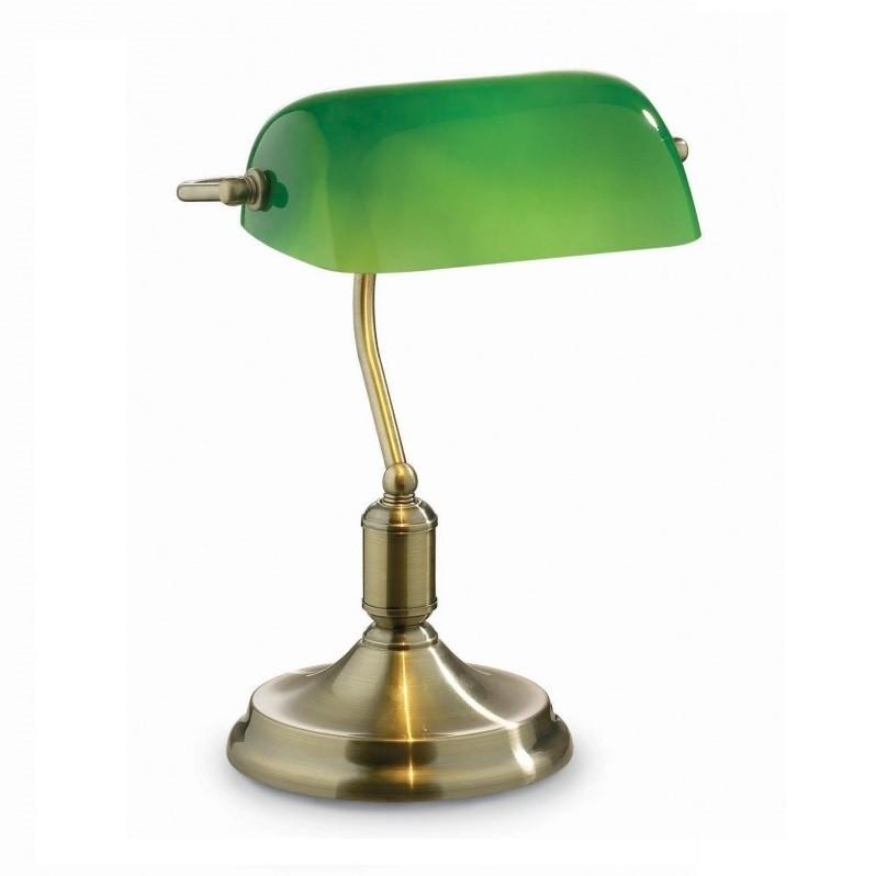 Veioza, lampa de masa LAWYER TL1 BRUNITO 045030, Cele mai vandute Corpuri de iluminat, lustre, aplice, veioze, lampadare, plafoniere. Mobilier si decoratiuni, oglinzi, scaune, fotolii. Oferte speciale iluminat interior si exterior. Livram in toata tara.  a