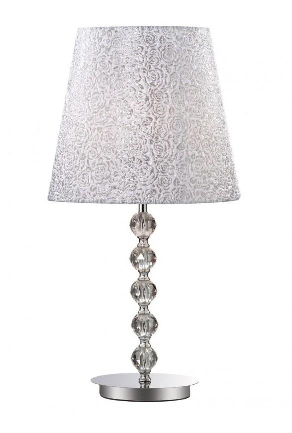 Veioza  lampa de masa LE ROY TL1 BIG 073408, PROMOTII, Corpuri de iluminat, lustre, aplice, veioze, lampadare, plafoniere. Mobilier si decoratiuni, oglinzi, scaune, fotolii. Oferte speciale iluminat interior si exterior. Livram in toata tara.  a