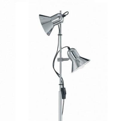 Lampadar, lampa de podea POLLY PT2 Cromo 061122, Lampadare, Corpuri de iluminat, lustre, aplice a