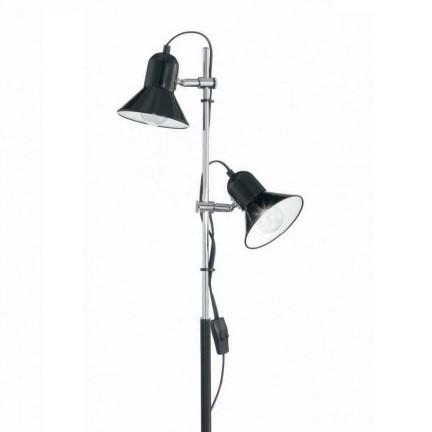 Lampadar, lampa de podea POLLY PT2 Nero 061139, Lampadare, Corpuri de iluminat, lustre, aplice a