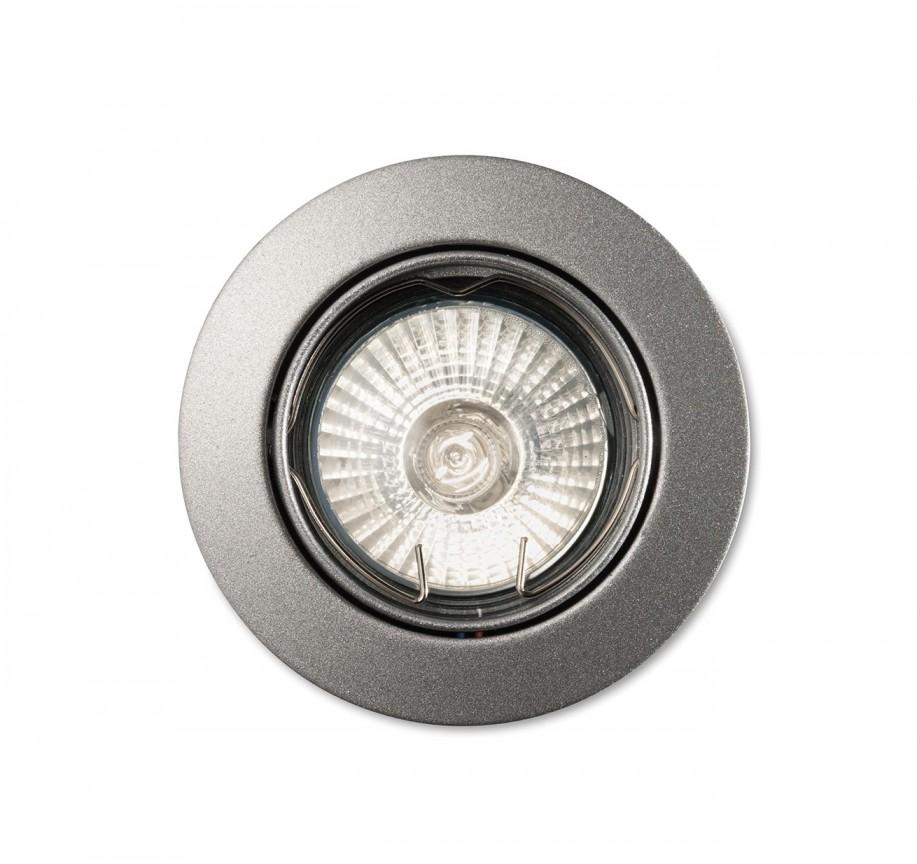 Spot orientabil incastrat diam.8,2cm, SWING FI1 aluminiu 083162, Spoturi incastrate, aplicate - tavan / perete, Corpuri de iluminat, lustre, aplice, veioze, lampadare, plafoniere. Mobilier si decoratiuni, oglinzi, scaune, fotolii. Oferte speciale iluminat interior si exterior. Livram in toata tara.  a