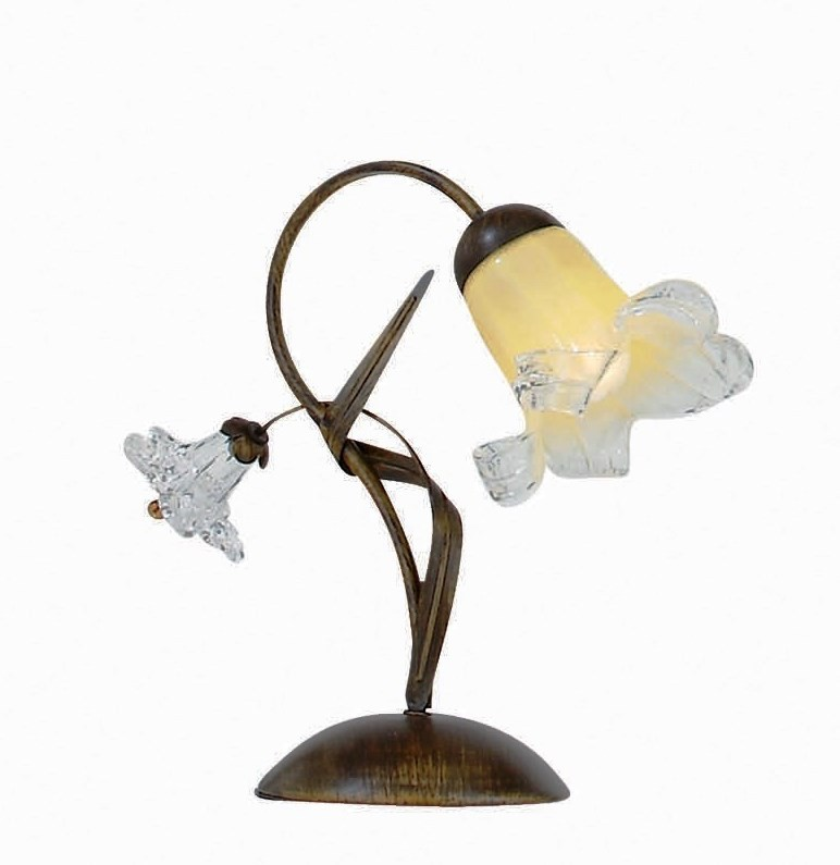 Veioza, lampa de masa TIROL TL1 024516, Veioze, Corpuri de iluminat, lustre, aplice, veioze, lampadare, plafoniere. Mobilier si decoratiuni, oglinzi, scaune, fotolii. Oferte speciale iluminat interior si exterior. Livram in toata tara.  a
