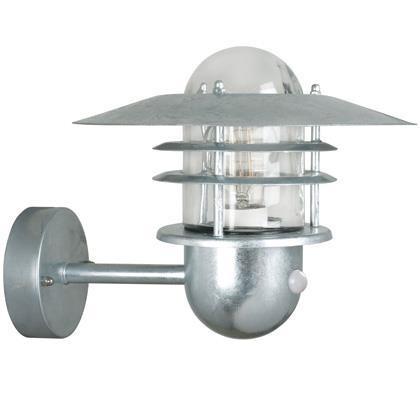 Aplica de perete exterior cu senzor IP54, Agger 74501031NL, ILUMINAT EXTERIOR, Corpuri de iluminat, lustre, aplice a