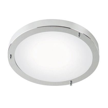 Aplica de perete, Plafonier IP44, diametru 31,5cm Ancona Maxi G9 25236129NL, Plafoniere cu protectie pentru baie, Corpuri de iluminat, lustre, aplice a