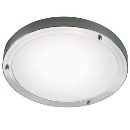 Aplica de perete, Plafonier IP44, diametru 31,5cm Ancona Maxi E27 25316132NL, Plafoniere cu protectie pentru baie, Corpuri de iluminat, lustre, aplice a