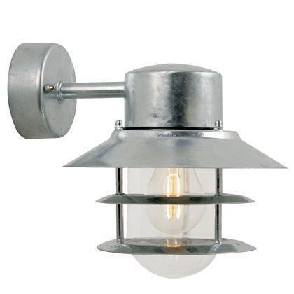 Aplica de perete exterior IP54, Blokhus Down GS 25051031NL, ILUMINAT EXTERIOR, Corpuri de iluminat, lustre, aplice a