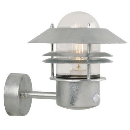 Aplica de perete exterior cu senzor IP54, Blokhus GS 25031031NL, ILUMINAT EXTERIOR, Corpuri de iluminat, lustre, aplice a