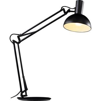 Veioza,Lampa de Birou Arki negru 75145003 DFTP, Magazin, Corpuri de iluminat, lustre, aplice, veioze, lampadare, plafoniere. Mobilier si decoratiuni, oglinzi, scaune, fotolii. Oferte speciale iluminat interior si exterior. Livram in toata tara.  a