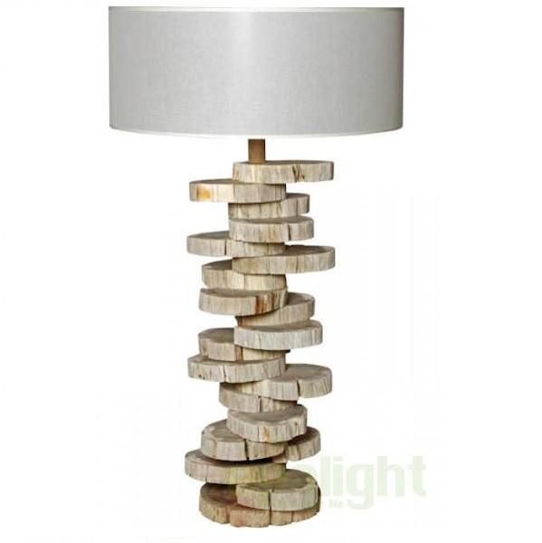 Veioza, lampa de masa, design etnic, H-90cm, Atlantis FL, Lampadare clasice, Corpuri de iluminat, lustre, aplice a