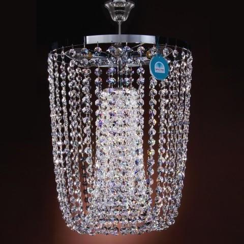 Plafonier diametru 50cm Cristal Swarovski Spectra Susel , Plafoniere Cristal Swarovski, Corpuri de iluminat, lustre, aplice, veioze, lampadare, plafoniere. Mobilier si decoratiuni, oglinzi, scaune, fotolii. Oferte speciale iluminat interior si exterior. Livram in toata tara.  a