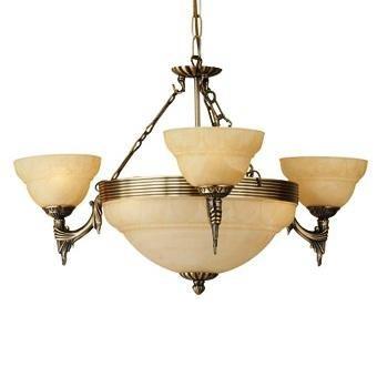 Lustra clasica diametru 74cm Marbella 85857 EL, Candelabre, Pendule, Lustre, Corpuri de iluminat, lustre, aplice a