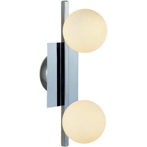Aplica IP44 Cardiff 5663-2 GL, Cele mai vandute Corpuri de iluminat, lustre, aplice a