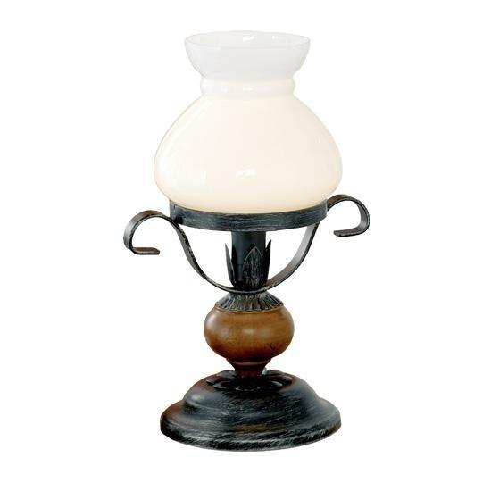 Veioza Rustic 91036 EL, Veioze, Corpuri de iluminat, lustre, aplice, veioze, lampadare, plafoniere. Mobilier si decoratiuni, oglinzi, scaune, fotolii. Oferte speciale iluminat interior si exterior. Livram in toata tara.  a