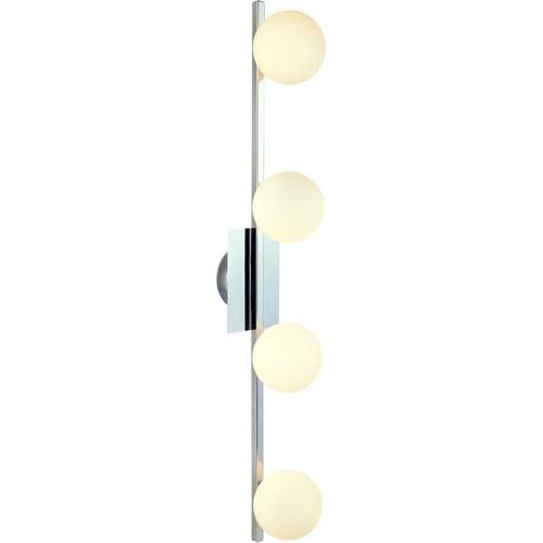 Lustra pentru baie IP44 Cardiff 5663-4 GL, Cele mai vandute Corpuri de iluminat, lustre, aplice a
