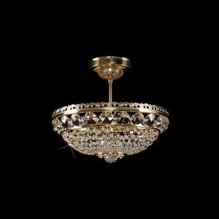 Plafonier cristal Bohemia diametru 35cm L15 165/03/6, Cele mai vandute Corpuri de iluminat, lustre, aplice, veioze, lampadare, plafoniere. Mobilier si decoratiuni, oglinzi, scaune, fotolii. Oferte speciale iluminat interior si exterior. Livram in toata tara.  a