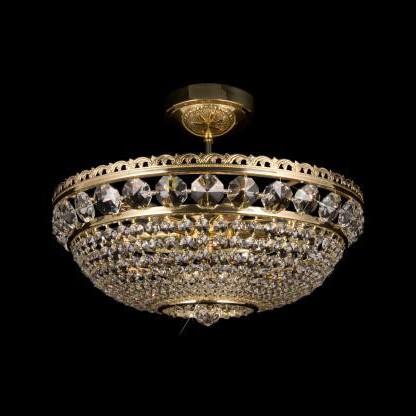 Plafonier cristal Bohemia diametru 45cm L15 165/06/6, LUSTRE CRISTAL, Corpuri de iluminat, lustre, aplice, veioze, lampadare, plafoniere. Mobilier si decoratiuni, oglinzi, scaune, fotolii. Oferte speciale iluminat interior si exterior. Livram in toata tara.  a