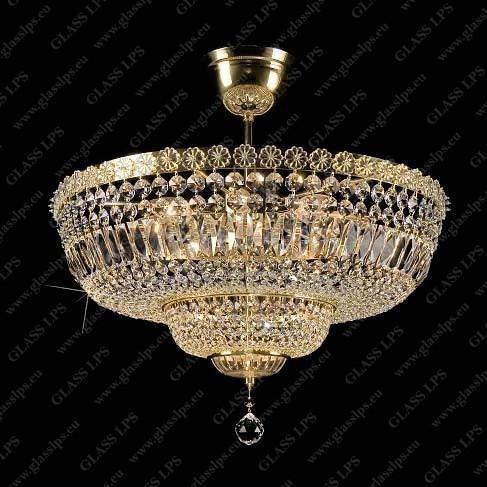 Plafonier cristal Bohemia diametru 58cm L15 313/08/3-SK, LUSTRE CRISTAL, Corpuri de iluminat, lustre, aplice, veioze, lampadare, plafoniere. Mobilier si decoratiuni, oglinzi, scaune, fotolii. Oferte speciale iluminat interior si exterior. Livram in toata tara.  a