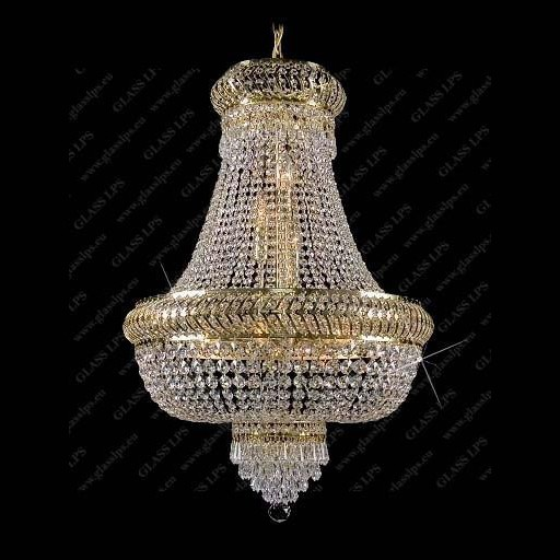 Lustra Imperial cristal Bohemia L15 301/09/3, Lustre Imperial Cristal Bohemia, Corpuri de iluminat, lustre, aplice, veioze, lampadare, plafoniere. Mobilier si decoratiuni, oglinzi, scaune, fotolii. Oferte speciale iluminat interior si exterior. Livram in toata tara.  a