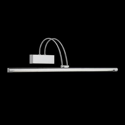 Aplica de perete LED BOW AP114 CROMO 007021, Promotii si Reduceri⭐ Oferte ✅Corpuri de iluminat ✅Lustre ✅Mobila ✅Decoratiuni de interior si exterior.⭕Pret redus online➜Lichidari de stoc❗ Magazin ➽ www.evalight.ro. a