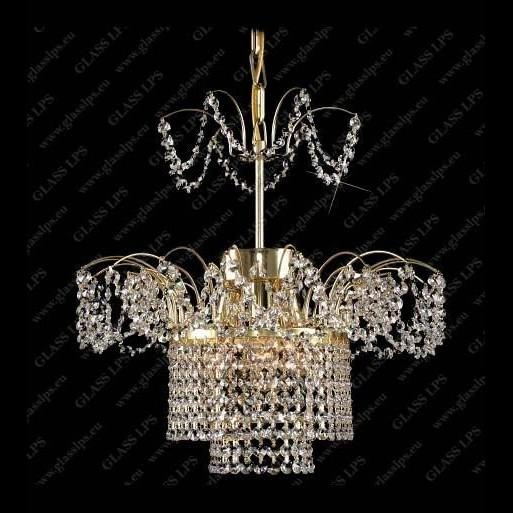 Pendul cristal Bohemia L15 432/03/6, Pendule Cristal Bohemia, Corpuri de iluminat, lustre, aplice a