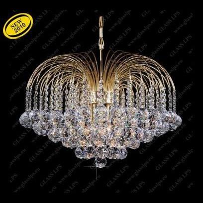 Pendul cristal Bohemia diametru 50cm L15 770/05/4, Pendule Cristal Bohemia, Corpuri de iluminat, lustre, aplice a