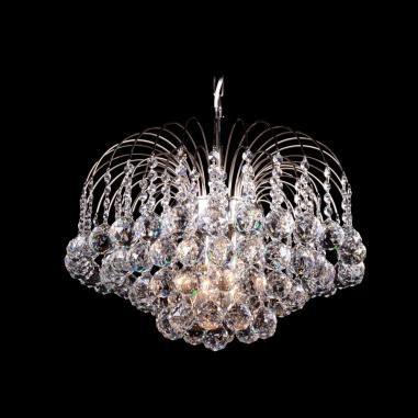 Pendul cristal Bohemia diametru 50cm L15 770/05/4; Ni, Pendule Cristal Bohemia, Corpuri de iluminat, lustre, aplice a