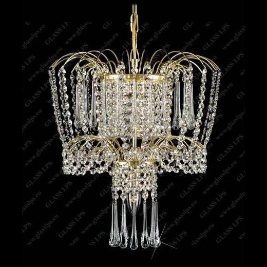 Pendul cristal Bohemia diametru 40cm L15 776/04/9, Pendule Cristal Bohemia, Corpuri de iluminat, lustre, aplice a