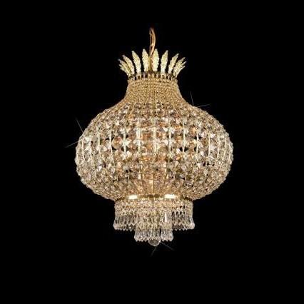 Pendul cristal Bohemia diametru 50cm L15 850/09/3, Pendule Cristal Bohemia, Corpuri de iluminat, lustre, aplice a