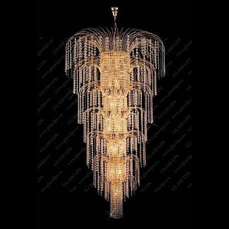 Pendul cristal Bohemia L15 775/19/6, Pendule Cristal Bohemia, Corpuri de iluminat, lustre, aplice a
