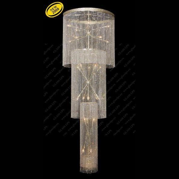 Lustra cristal Bohemia diametru 60cm L15 544/15/6 , Pendule Cristal Bohemia, Corpuri de iluminat, lustre, aplice a