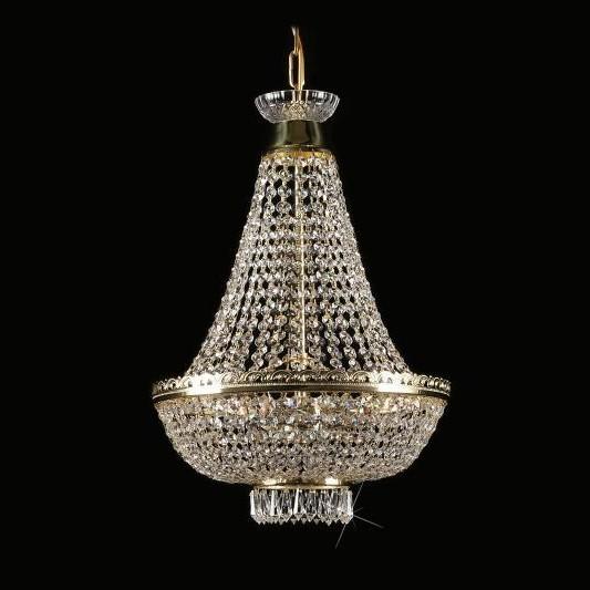 Lustra Imperial cristal Bohemia diam. 35 cm L15 606/03/3, Lustre Imperial Cristal Bohemia, Corpuri de iluminat, lustre, aplice, veioze, lampadare, plafoniere. Mobilier si decoratiuni, oglinzi, scaune, fotolii. Oferte speciale iluminat interior si exterior. Livram in toata tara.  a