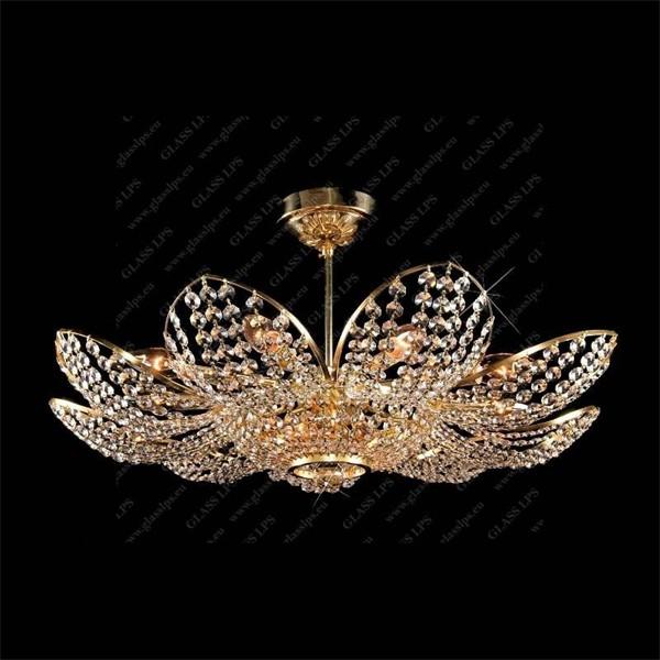 Plafonier cristal Bohemia diametru 70cm L15 719/11/6, LUSTRE CRISTAL, Corpuri de iluminat, lustre, aplice, veioze, lampadare, plafoniere. Mobilier si decoratiuni, oglinzi, scaune, fotolii. Oferte speciale iluminat interior si exterior. Livram in toata tara.  a