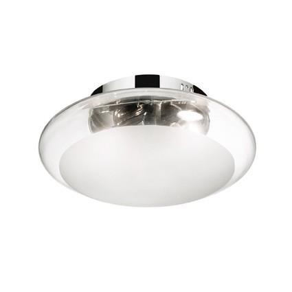Plafonier modern SMARTIES CLEAR PL1 D33 035543, PROMOTII, Corpuri de iluminat, lustre, aplice, veioze, lampadare, plafoniere. Mobilier si decoratiuni, oglinzi, scaune, fotolii. Oferte speciale iluminat interior si exterior. Livram in toata tara.  a