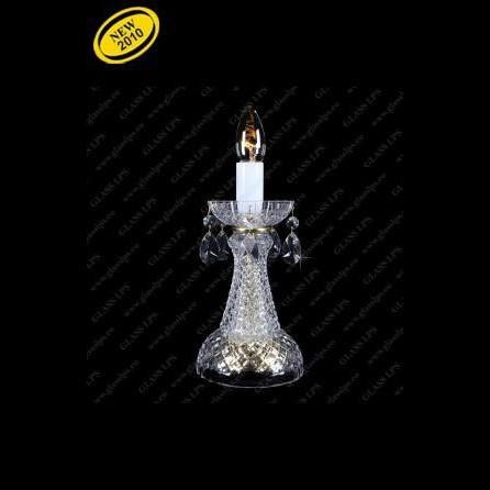 Veioza, lampa de masa cristal Bohemia S31 006/01/1-A, PROMOTII, Corpuri de iluminat, lustre, aplice a