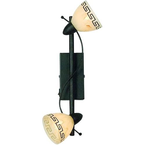 Aplica Roma 5684-2 GL, PROMOTII, Corpuri de iluminat, lustre, aplice, veioze, lampadare, plafoniere. Mobilier si decoratiuni, oglinzi, scaune, fotolii. Oferte speciale iluminat interior si exterior. Livram in toata tara.  a