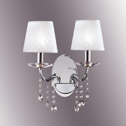 Aplica de perete cristal Venezian SENIX AP2 032573, Promotii si Reduceri⭐ Oferte ✅Corpuri de iluminat ✅Lustre ✅Mobila ✅Decoratiuni de interior si exterior.⭕Pret redus online➜Lichidari de stoc❗ Magazin ➽ www.evalight.ro. a