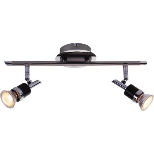 Aplica Diamondbacks 57600-2 GL, Spoturi - iluminat - cu 2 spoturi, Corpuri de iluminat, lustre, aplice, veioze, lampadare, plafoniere. Mobilier si decoratiuni, oglinzi, scaune, fotolii. Oferte speciale iluminat interior si exterior. Livram in toata tara.  a