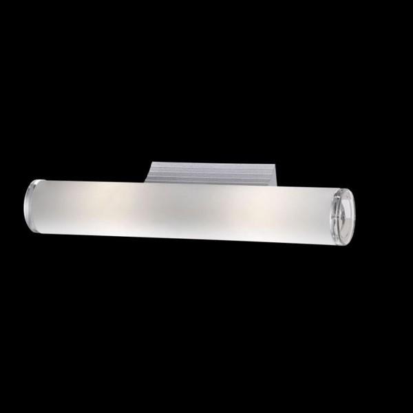 Aplica aluminium CAMERINO AP2 027081, Aplice pentru baie, oglinda, tablou, Corpuri de iluminat, lustre, aplice, veioze, lampadare, plafoniere. Mobilier si decoratiuni, oglinzi, scaune, fotolii. Oferte speciale iluminat interior si exterior. Livram in toata tara.  a