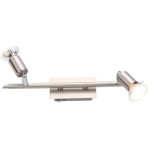 Spot Grosetto 5730-2 GL, Spoturi - iluminat - cu 2 spoturi, Corpuri de iluminat, lustre, aplice a