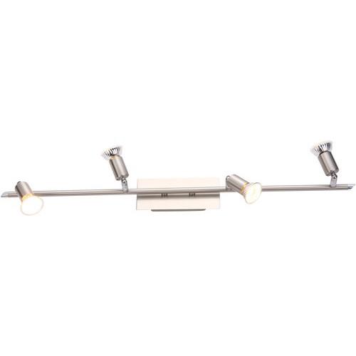 Lustra Grosetto 5730-4 GL, Spoturi - iluminat - cu 4 spoturi, Corpuri de iluminat, lustre, aplice a