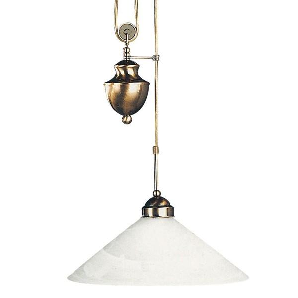 Pendul flexibil diametru 40cm Marian 2706 RX, Candelabre, Pendule, Lustre, Corpuri de iluminat, lustre, aplice a