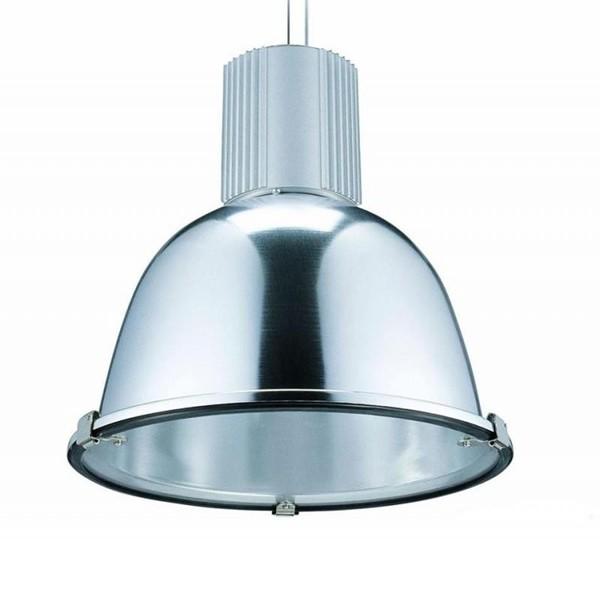 Pendul aluminium diametru 42cm Oleo 64129, Pendule, Lustre suspendate, Corpuri de iluminat, lustre, aplice a
