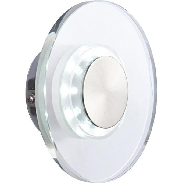 Aplica exterior modern LED IP44 Dana 32401 GL, PROMOTII, Corpuri de iluminat, lustre, aplice, veioze, lampadare, plafoniere. Mobilier si decoratiuni, oglinzi, scaune, fotolii. Oferte speciale iluminat interior si exterior. Livram in toata tara.  a