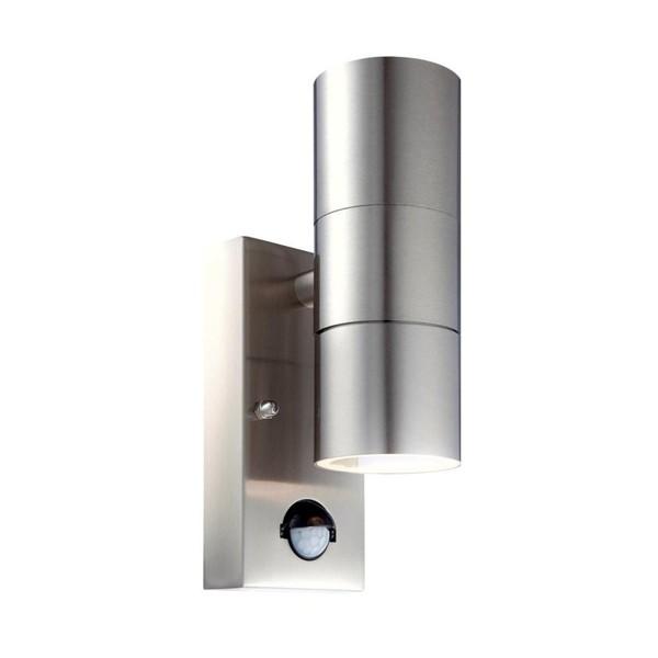 Aplica de perete cu senzor de miscare Style 3201-2S GL, Iluminat cu senzor de miscare, Corpuri de iluminat, lustre, aplice a