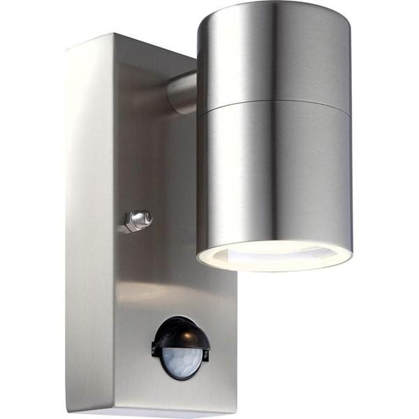 Aplica de perete cu senzor de miscare Style 3201S GL, Iluminat cu senzor de miscare, Corpuri de iluminat, lustre, aplice a